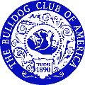 The Bulldog Club of America Logo